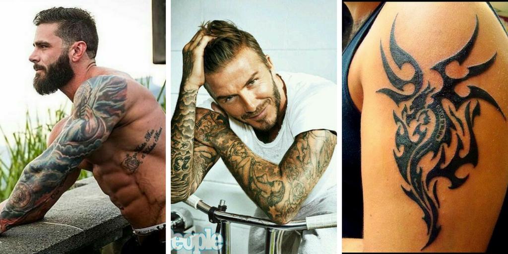 13 Modeles Des Tatouages Pour Hommes