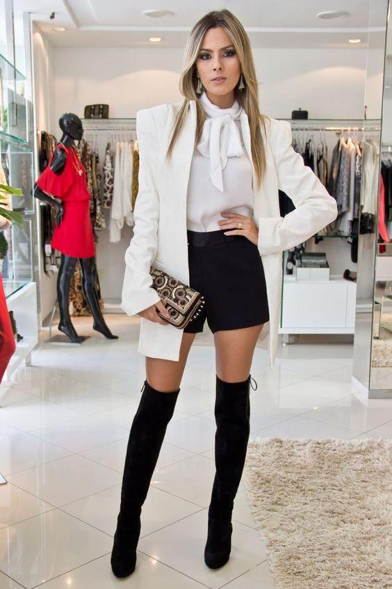 tenues chics et classes pour femme