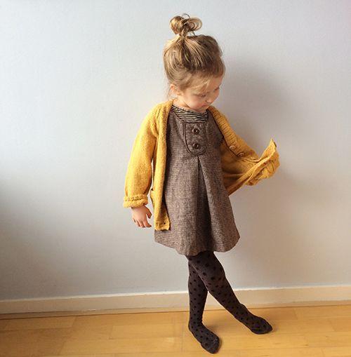 2e13f4fc59922 32 modèles des vêtements pour les petites filles