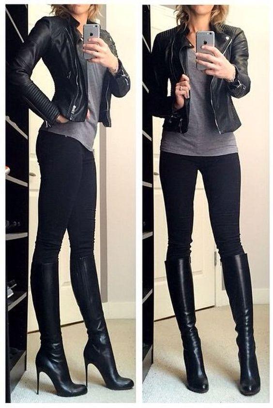 bottes pour femme