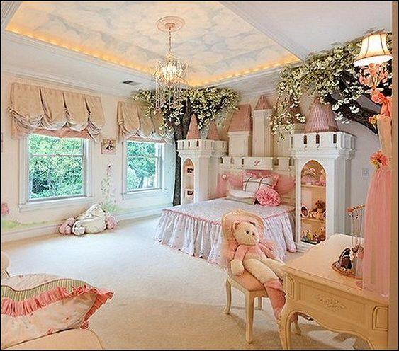 32 id es de d coration pour une chambre d 39 enfant moderne - Chambre d enfant moderne ...