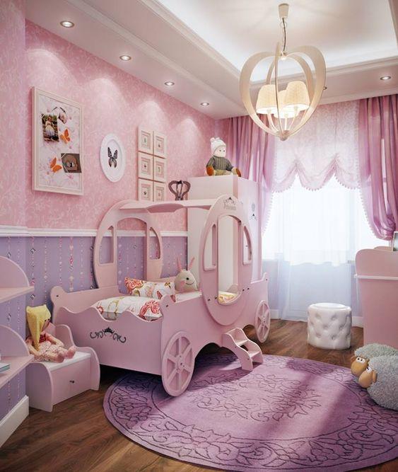 chambre d'enfant moderne