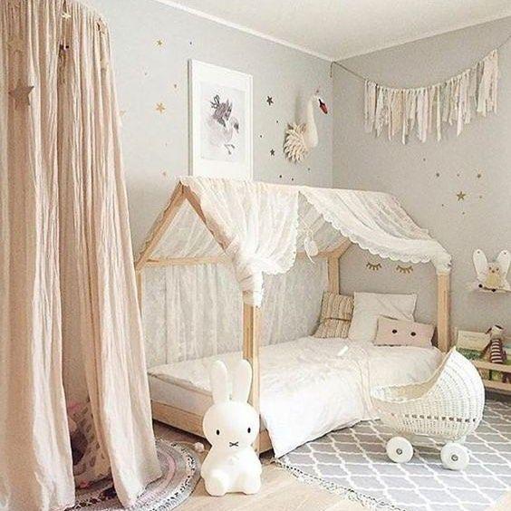 Baby Canopy Bed Diy