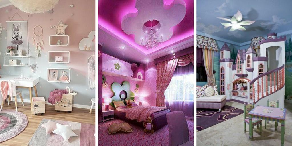 32 idées de décoration pour une chambre d\'enfant moderne