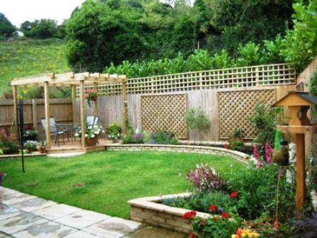 décoration pour jardin