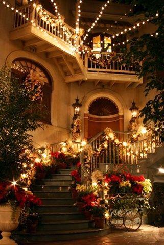 décoration pour la fête de noël