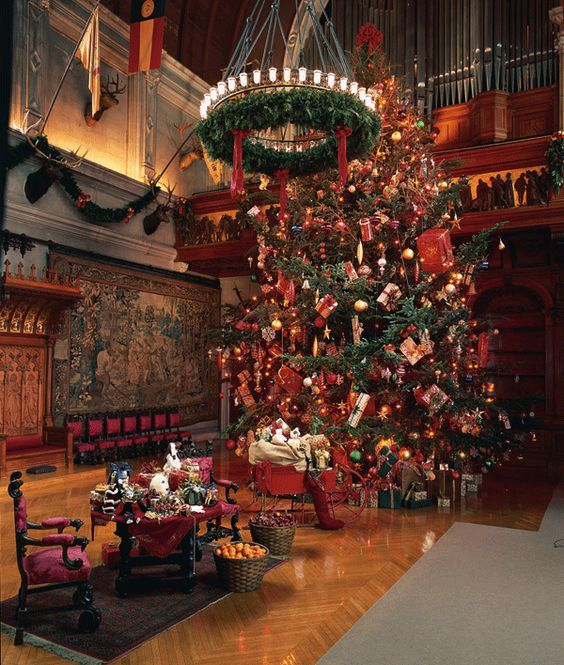 20 Idées Pour Aménager Un Petit Balcon: 20 Idées De Décoration Pour La Fête De Noël