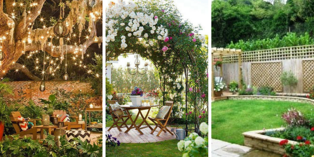 22 Idees Originales De Decoration Pour Jardin