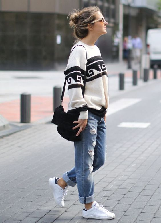 fabrication habile éclatant construction rationnelle Le style casual chic - 31 tenues confortables pour femmes ...