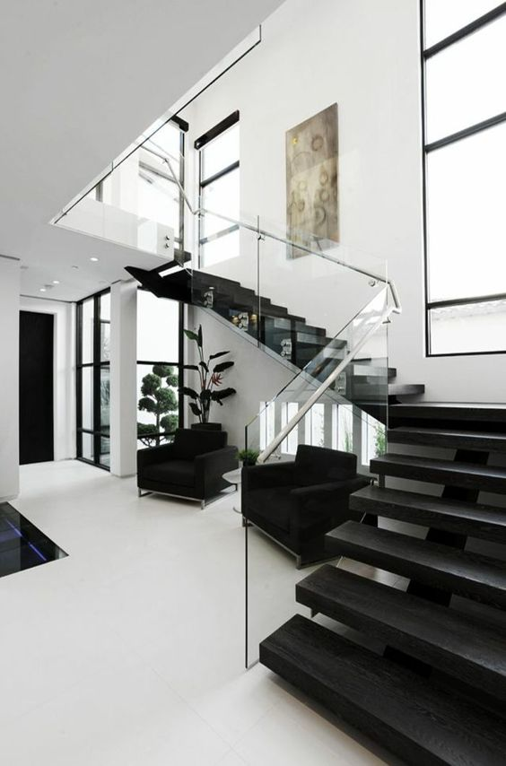 design des escaliers contemporains