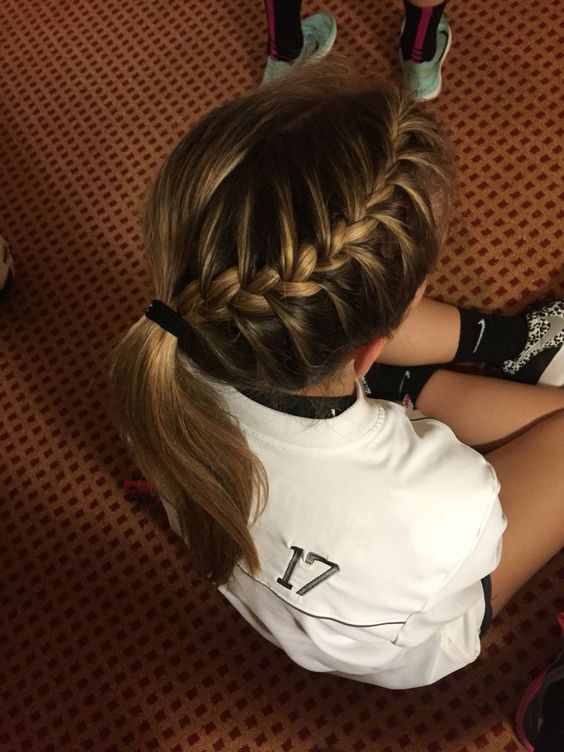 coiffures cool pour faire du sport