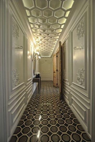 décoration de votre couloir