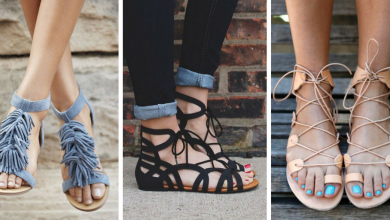 dernières tendances de sandales plates