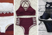 bikinis pour femmes tendance 2018