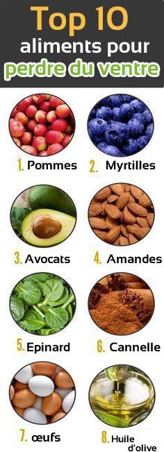 Top 10 aliments pour perdre du ventre