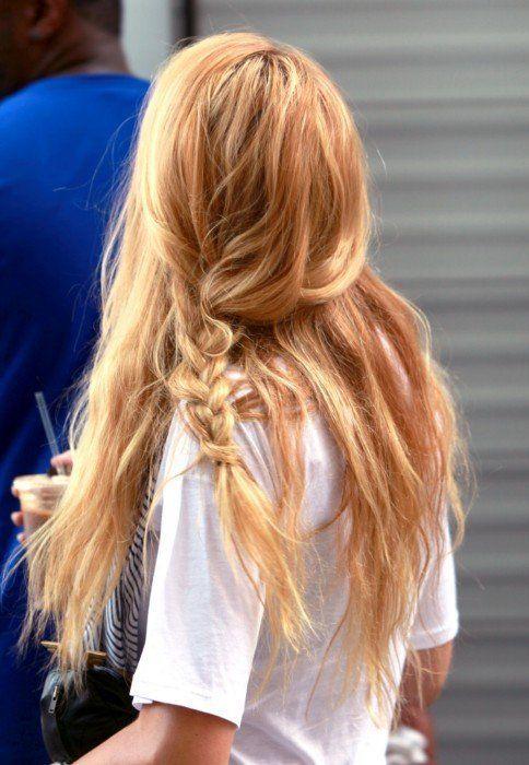 coiffures cool à faire en moins de 30 secondes