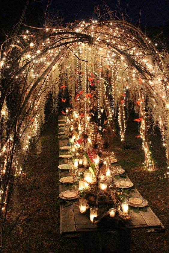 idées de décorations des fêtes