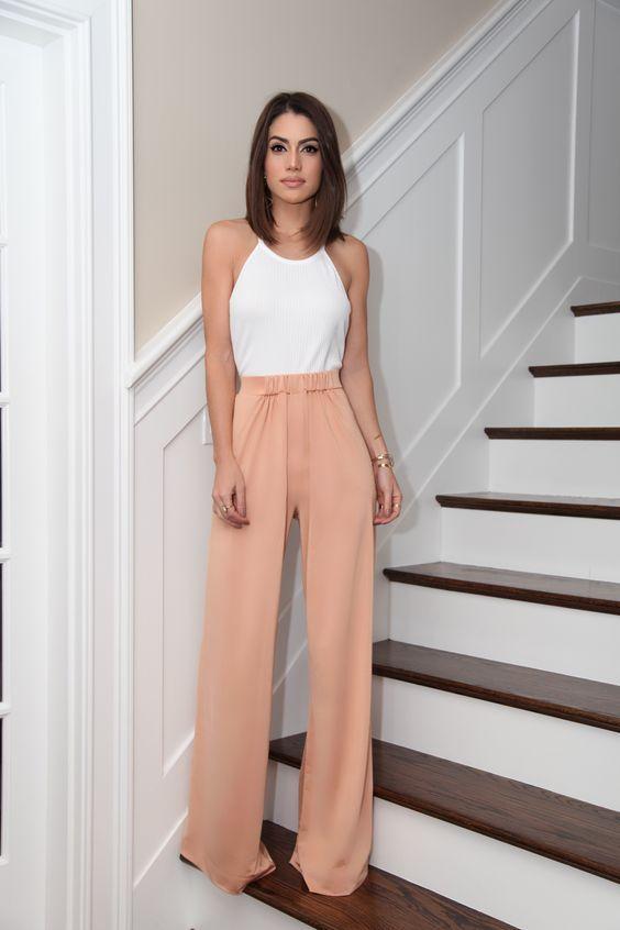 pantalon tendance été 2018
