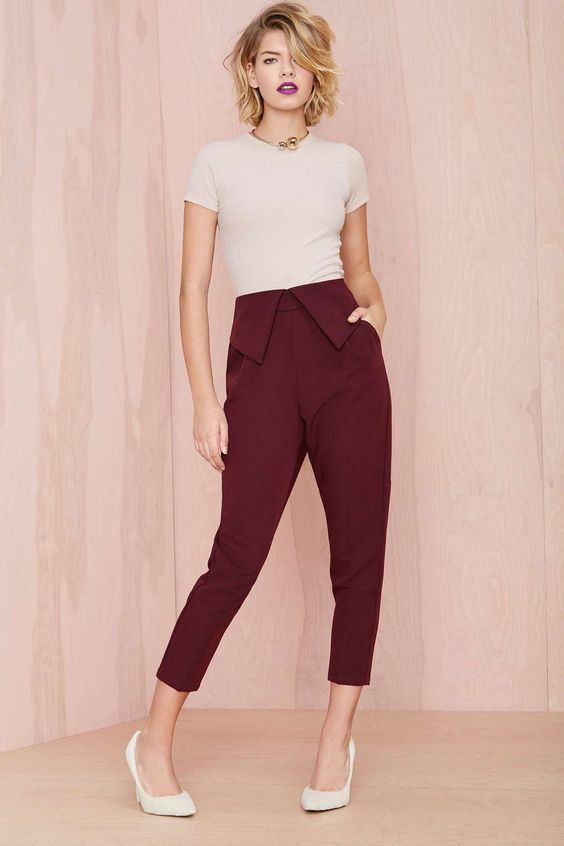 pantalons ultra chics