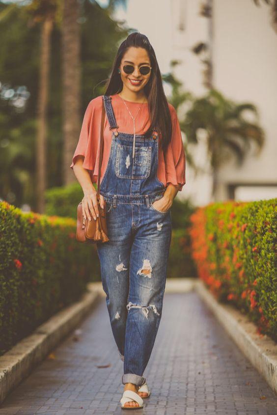salopettes féminines pour l'été 2018