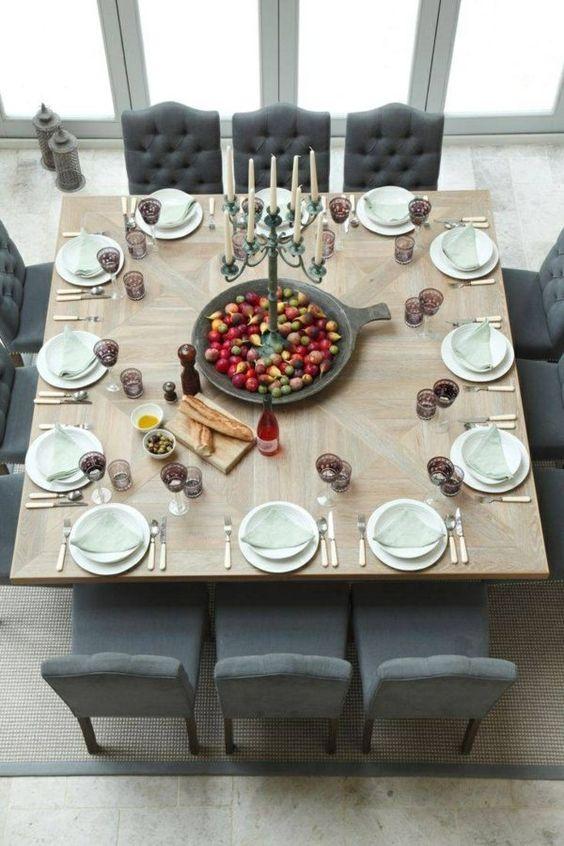 tendances pour revamper votre salle à manger