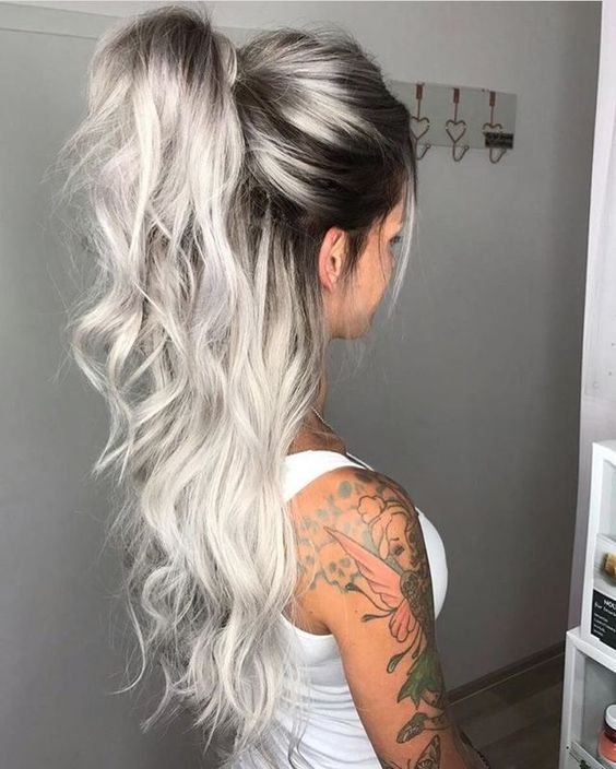 coupe et coiffure femme tendance 2018