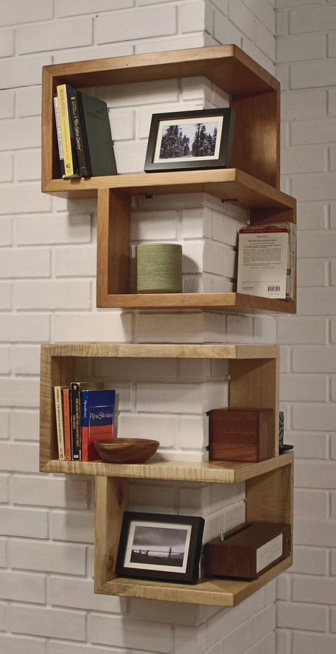endroits originaux où ranger vos livres