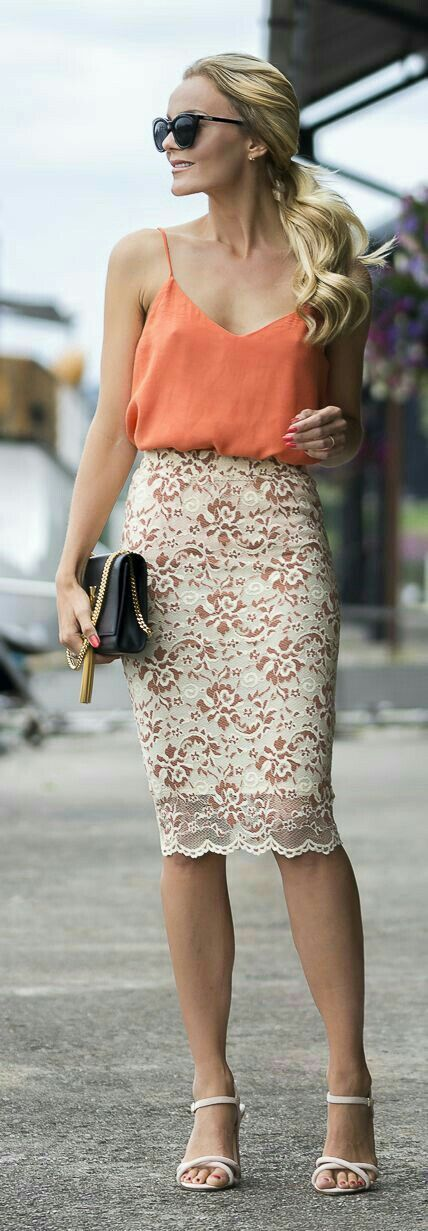 jupes d'été tendance 2018