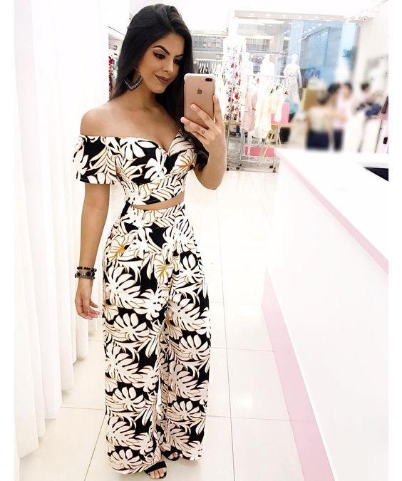 looks pour femme tendance été 2018