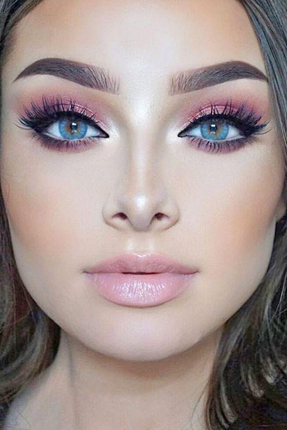 Tutoriales maquillaje de ojos - Página 23 Maquillages-pour-sublimer-les-yeux-bleus24