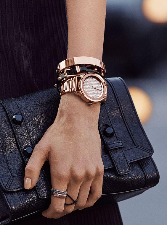 montres pour femme tendance 2018