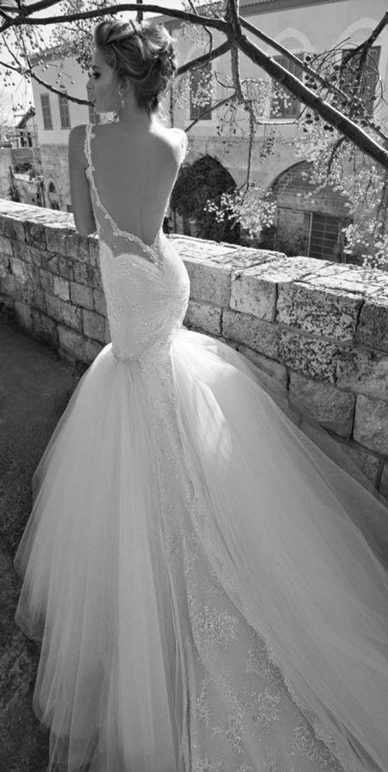 robe de mariée style sirène
