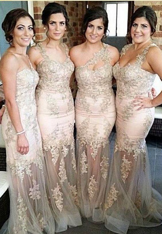 robes de demoiselle d'honneur chic pour mariage