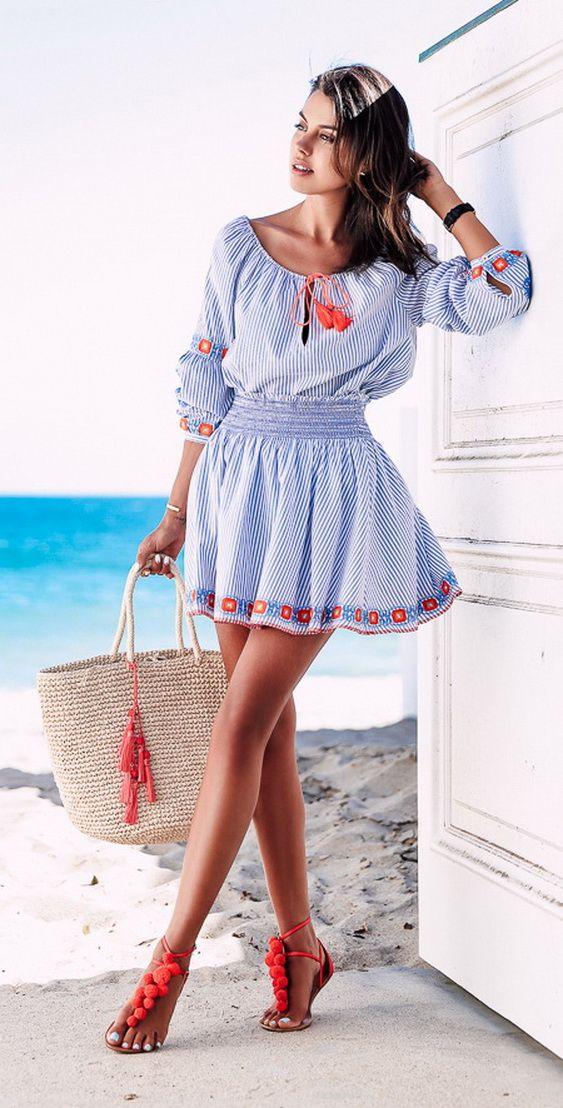 robes repérées pour l'été 2018