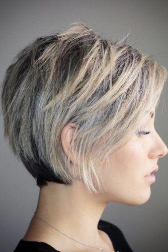 styles de cheveux courts