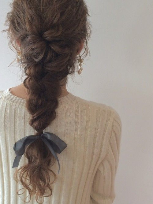 tresses de cheveux pour cet été