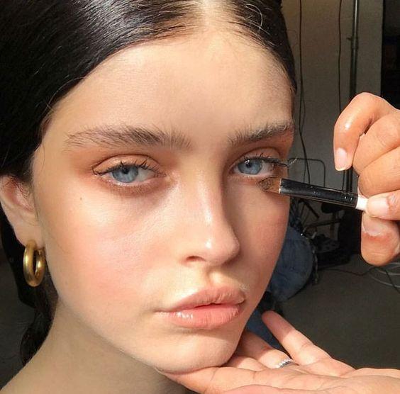 un make-up toujours plus naturel