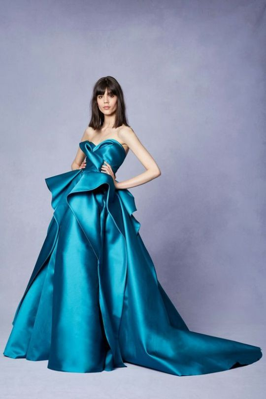 robes soirée modernes