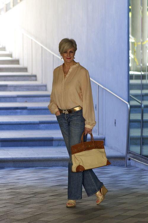 tenus confortable pour femme âgée de 50 ans et plus