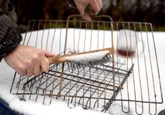 Comment enlever la rouille sur du fer