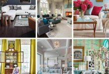 magnifiques combinaisons de couleurs pour les salons
