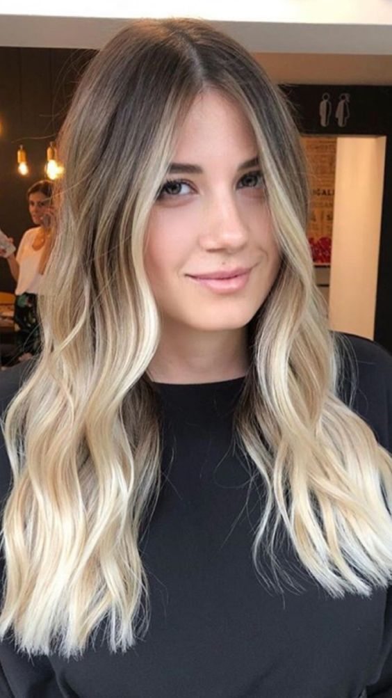 couleurs de cheveux Tendance 2019