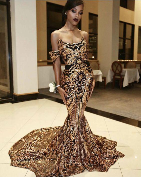 robes soirée modernes tendance 2019