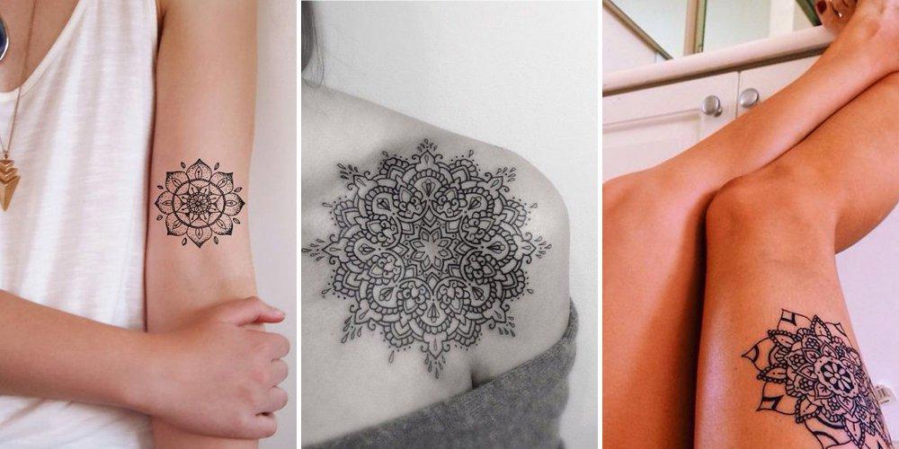 Quelle est la signification des tatouages de mandala