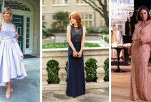 22 Robes De Cérémonie Pour Femme De 50 Ans