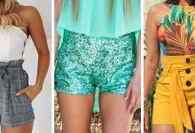 Jolis Shorts pour femme tendance été 2019