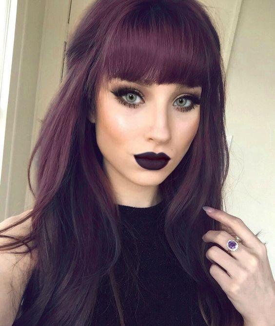 couleurs de cheveux tendance été 2019
