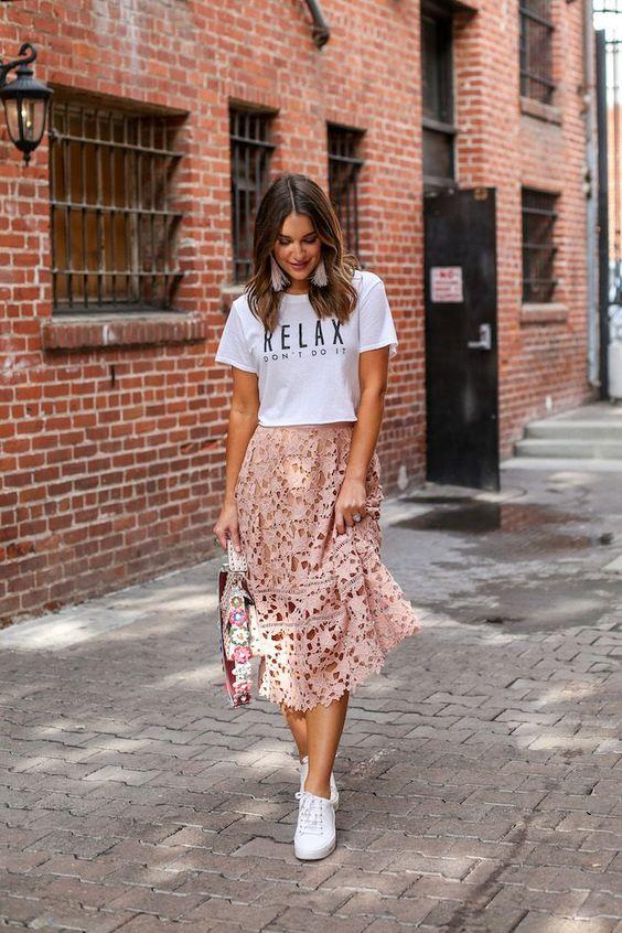 jupes d'été tendance 2019