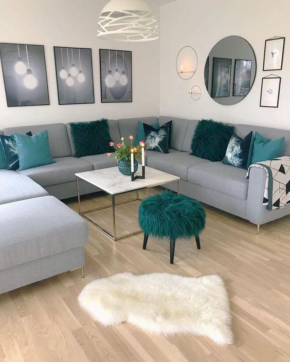 salon moderne pour 2019
