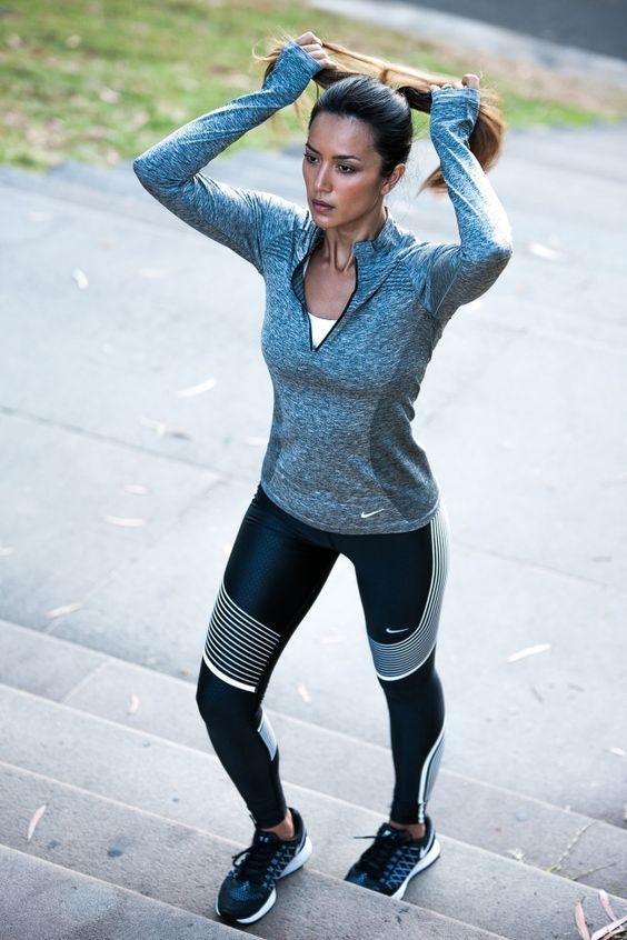 tenues de sport pour femme